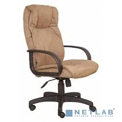 Бюрократ CH-838AXSN/MF103  Кресло руководителя ( мокко MF103 микрофибра крестовина пластиковая)