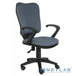 Бюрократ CH-540AXSN/26-25  Кресло (серый 26-25 ткань крестовина пластиковая)