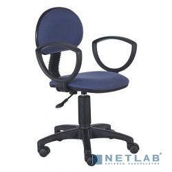 Бюрократ CH-213AXN/Purple Кресло (темно-синий 10-352 ткань крестовина пластиковая)