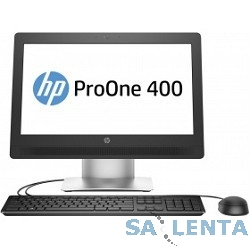 HP ProOne 400 G2 [T9S94EA] black 20» HD+ i3-6100T/4Gb/500Gb+8Gb SSD/DVDRW/W10Pro+W7Pro/k+m