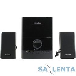 MICROLAB M500U/2.1 2 колонки+сабвуфер  40W  RMS USB, SD