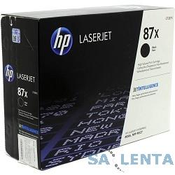 HP CF287X Картридж, Black {LJ enterprise M506dn/M506x/M527dn/M527f/M527c (18000стр.)}