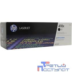 HP CF410X Картридж, Black {LJ Pro M477fdn/M477fdw/M477fnw/M452dn/M452nw, (6500стр.)}
