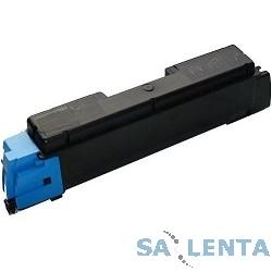 NetProduct TK-580C  Тонер-картридж для Kyocera FS-C5150DN/ECOSYS P6021 (2800 стр.) голубой, с чипом