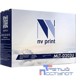 NVPrint MLT-D203U  Картридж NV Print  для Samsung  SL-M4020/4070, 15 000 к.