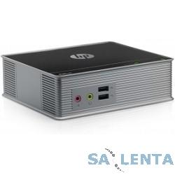 HP t310 SmartClient [C3G80AA] black Tera2321/256Mb/512Mb DDR3 RAM/noDVDRW/DOS/k+m_
