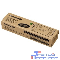 Panasonic KX-FAT472A/A7 Тонер-Картридж, Black {KX-MB2110/2130/2170 (2000стр.)}