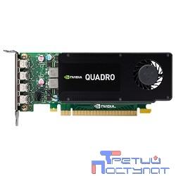 PNY Quadro K1200 4GB RTL [(R)VCQK1200DP-PB ] LP PCI-E, mDP
