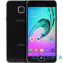 Samsung Galaxy A3 (2016) SM-A310F black DS {Android 5.1 ,4.7″,1280×720, NFC, Wi-Fi, GPS, ГЛОНАСС,  13 МП+5МП, 16 Гб,microSD, 2 sim} [SM-A310FZKDSER]