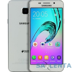 Samsung Galaxy A3 (2016) SM-A310F white DS {Android 5.1 ,4.7″,1280×720, NFC, Wi-Fi, GPS, ГЛОНАСС,  13 МП+5МП, 16 Гб,microSD, 2 sim}  [SM-A310FZWDSER]