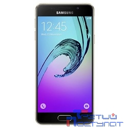 Samsung Galaxy A3 (2016) SM-A310F gold DS {Android 5.1 ,4.7
