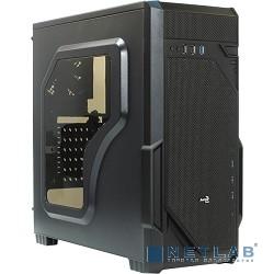 MidiTower AeroCool ''Vs - 1 Window'' ATX 2.03, (черный), USB 3.0, без Б/п EN58072/68910