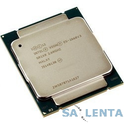 Процессор Intel Xeon E5-2660v3 (2.6GHz/25MB/105W) для серверов HP DL360 Gen9 (755390-B21)