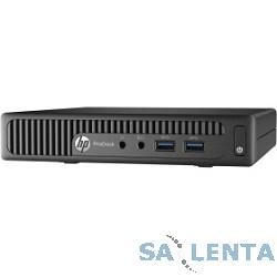 HP ProDesk 400 G2 [T4R48ES] DM/i3-6100T/4Gb/500Gb/noDVDRW/DOS/k+m