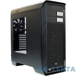 Miditower Aerocool «Aero-1000 Black» Window , ATX, контроллер вентиляторов, 2х USB 3.0, без б/п EN55293