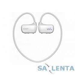 Sony NWZ-W273S Водонепр. MP3-плеер Walkman W,4Гб,белый