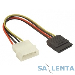 Bion Кабель SATA power 15см  [Бион][BNCC-SATA-PS]