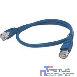 Bion Патч корд UTP кат.5е 1.5м голубой  CCA  [Бион][BNPP12-1.5M/B]
