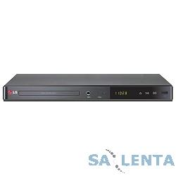Плеер DVD LG DP547H черный ПДУ