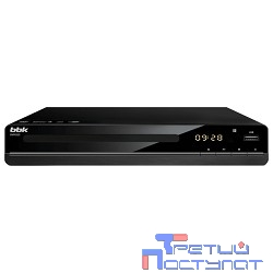 BBK DVP032S Mpeg-4 DVD-плеер серии in Ergo черный