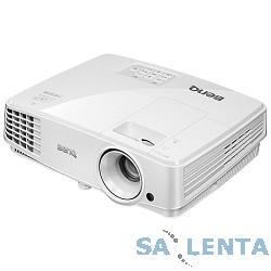 BENQ MS527 [9H.JFA77.13E] {DLP, 3D, SVGA, 800×600, 3300 Lm, 13000:1, VGA x2, VGA (DSub), HDMI}