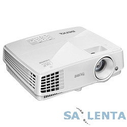 BENQ MW571 [9H.JEM77.13E] {DLP; WXGA; 3200 AL; High Contrast Ratio 13,000:1; 10000 hrs lamp life; 1.3X zoom; T/R 1.21-1.57; SmartEco; 3D via HDMI; 1.9kg; 10W speaker; Noise level: 28dB; HDMI 1.4a}