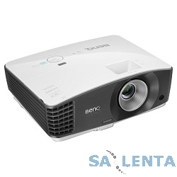 BenQ MW705 [9H.JEC77.13E] {DLP; WXGA; Brightness: 4000 AL; High contrast ratio 13000:1; 1.1X zoom (1.55-1.7); 2.8 kg; Noise 29dB (eco); Speaker 2W x1; HDMI x2 (1 w/MHL); 3D via HDMI}