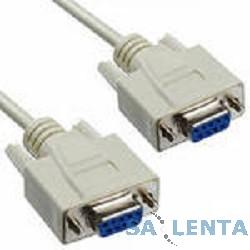 Greenconnect Кабель COM RS-232 порта соединительный 1.8m [GC-DB9CF2F-1.8m] , 9F / 9F Premium
