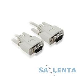 Greenconnect Кабель COM RS-232 порта соединительный 1.8m [GC-DB9CM2M-1.8m] , 9M / 9M Premium