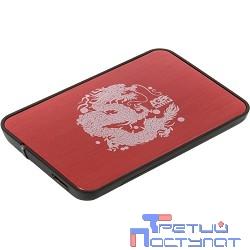 AgeStar 3UB2A8 RED USB 3.0 Внешний корпус 2.5