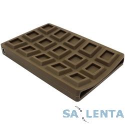 AgeStar Внешний модуль AgeStar SUB2A9-5, 2.5″SATA,силикон, шоколад, USB2.0 коричневый [05852]