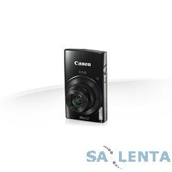 Canon IXUS 180 [1085C001] черный 20Mpix Zoom10x 2.7″ 720p SDXC CCD