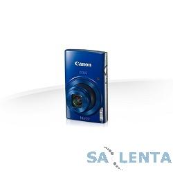 Canon IXUS 180 [1091C001 ] синий {20Mpix Zoom10x 2.7″ 720p SDXC CCD 1×2.3 IS}