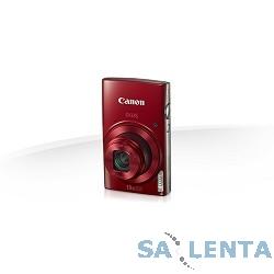 Canon IXUS 180 [1088C001] красный 20Mpix Zoom10x 2.7″ 720p SDXC CCD