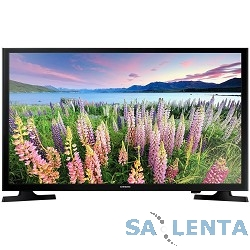 Samsung 40″ UE40J5000AUX черный {FULL HD/200Hz/DVB-T/DVB-C/USB (RUS)}