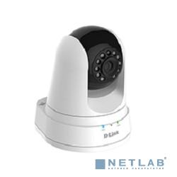 D-Link DCS-5000L/A1A Беспроводная облачная сетевая камера с приводом наклона/поворота и поддержкой ночной съемки