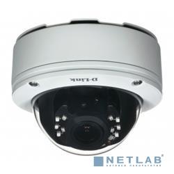 D-Link DCS-6517/UP PROJ Внешняя купольная антивандальная сетевая 5 МП Full HD-камера с поддержкой WDR, PoE и ночной съемки