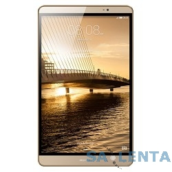 Huawei MediaPad M2 8.0 LTE [M2-801L] 8″ Gold {8″, 1920×1200,32 Гб,8 МП,Wi-Fi, Bluetooth, 3G, 4G LTE,Android 5.0}