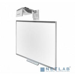 Комплект SMART SB685i6: интерактивная доска SMART Board 685, расширенная панель управления ЕСР (1020924), крепление и проектор UF70w (1019483) в одной коробке; состоит из 3 мест