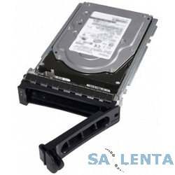 Жесткий диск Dell 4TB SATA 7200rpm 3.5″ HD Hot Plug Fully Assembled Kit for servers 11/12 Generation, (400-26650)