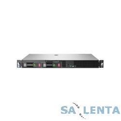 Сервер HPE ProLiant DL20 Gen9 E3-1240v5 8GB DDR4 2133MHz UDIMM 4 x Hot Plug 2.5in SC SAS H240 12Gb HBA No Optical 900W 1yr Next Business Day Warranty (823562-B21)