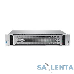 Сервер HP ProLiant DL560 Gen9 2 x E5-4610v3 32GB B140i SATA No Optical 1 x 1200W 3yr Next Business Day Warranty (741064-B21)