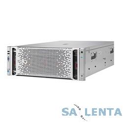 Сервер HP ProLiant DL580 Gen9 4 x E7-4850v3 128GB P830i/4GB FBWC 12Gb SAS 4 x 1200W 3yr Next Business Day Warranty (793310-B21)