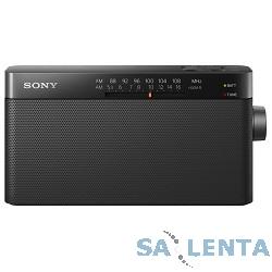 Sony ICF-306 черный Радиоприемник портативный