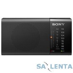 Sony ICF-P36 черный Радиоприемник портативный