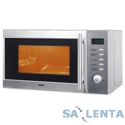Микроволновая печь Mystery MMW-2022G 800 Вт, 20 л., серебристый