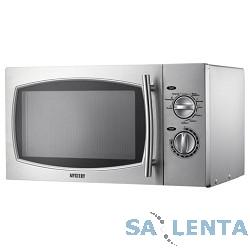 Микроволновая печь Mystery MMW-2308G, 900Вт., 23л., серебристый