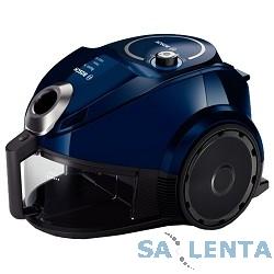 Пылесос BOSCH BGS31800, 1800Вт, синий