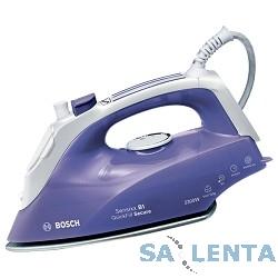Утюг Bosch TDA2680 2300Вт фиолетовый/белый