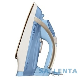 Утюг Philips GC3320 2300Вт голубой/белый